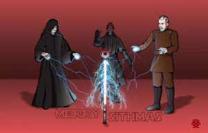 Merry Sithmas by Scrappy14