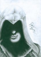 Assassin's Creed - Ezio by Abstract-scientist