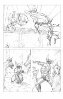 Wolverine page 2 by florencuevas