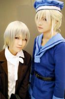 APH - little brother by senyama