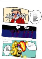 SONIC comic NG Pg 3 by CompoundAngel