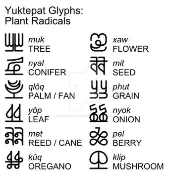 Yuktepat Plant Radicals by conciliarityoftepat