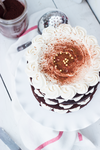 Mexican Spice Horchata Cake by bittykate