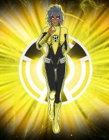 Fear My Power-Sinestro Corps Didi by The-Betteh