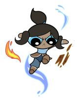 Powerpuff Korra by RiverCreek