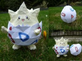 togepi with egg by epikachu