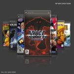 PSP Game Box Covers Icons by VanderWitt