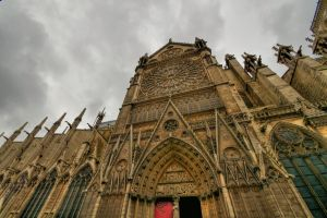 Notre Dame Cathedral by DanielleMiner