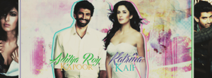 Katrina Kaif and Aditya Roy Kapoor Cover by DidemNurDesign