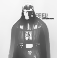 Feel the differnce by DDeathArt