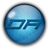New DefiantArtz Logo! (At Last!) by DefiantArtz