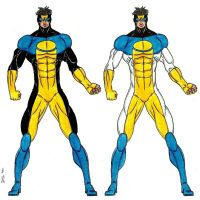 Invincible Redesign for Contest by gwdill