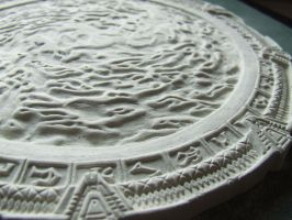 Stargate Progress 6 - The Inner Glyph Track by FireVerseCeramics