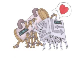 Waltzing Doomsday Devices by Allison-beriyani