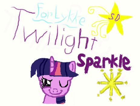 Twilie DaMuro by mouse by StarDustCz