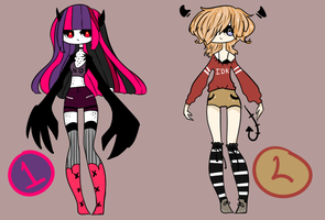 Adoptables Batch #36 (CLOSED!!) by OniichanAdopts