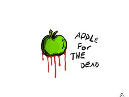 Apple for the Dead by Calypso8888