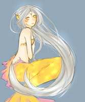 CdR: mermaid form by meiruuu