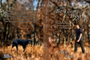 The Boy and His Dog - Mockup Cover by SBibb