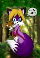 In The Woods by BabyChrisFox