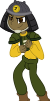 Numbuh 0.4 by StarryOak