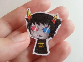 Sollux Paperchild by Moonlite-Star