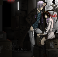 Vampire Knight @ Lonely Rain by ElfBean