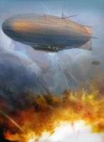 Airship attack by alphacat-1