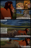 Mufasa's Reign: Chapter 1: Page 12 by albinoraven666fanart