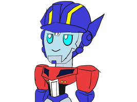 Optimus Mini by arceeenergon