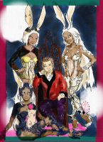 """Final Fantasy 12 """"Bunnies"""" by TheJung"""