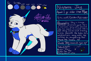 Jay Reference Sheet 2012 by MaeMusicMelody