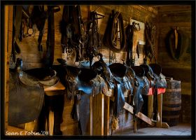 Tack Room by ST77