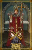 The Hierophant by PaintedOnMySoul