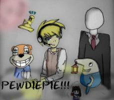 pewdiepie by DJ-celtica