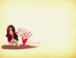be happy by lovatosing