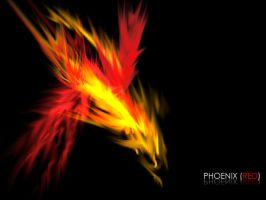 PhoeniX -RED- by vinh291