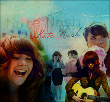 kate nash by leticiastorm