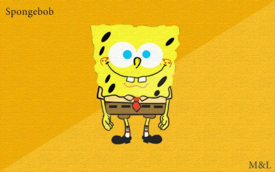 Spongebob by MrichDesigns