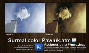 Surreal color Pawluk by ipawluk