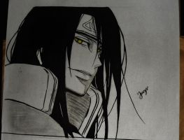 OROCHIMARU by devil3j