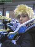 Roxas by GingerAnneLondon