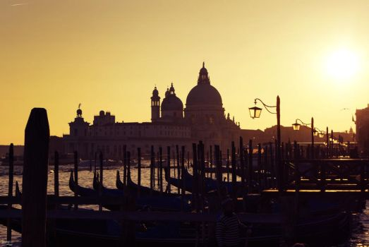 Goodbye Venice by b-devil15