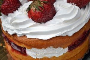 strawberry shortcake by jeanbeanxoxo