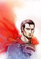 Man of steel by lorna-ka