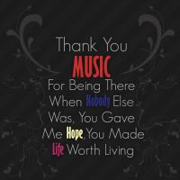 Thank you so much Music by wineass
