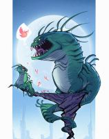 Like a bird by deadslug