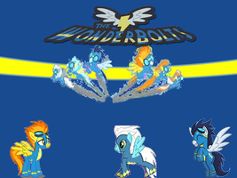 The Woderbolts by kartracer17