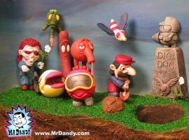 Dig Dug's Funeral- View 2 by MrDandy