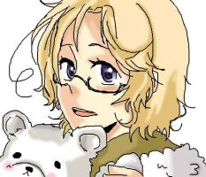 Canada (hetalia) - 2PNyoCanada Request by moondrop1XD